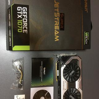 GEFORCE GTX1070 JETSTREAM風 8GB