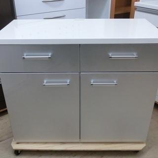 NITORI レンジボード 中古品 / キッチン収納 食器棚