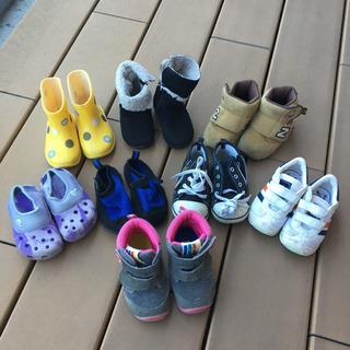 キッズシューズ 靴 13.0㎝ おまとめ売り