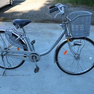 有名なミヤタ自転車 3段変速 LEDオートライト