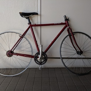 SURLY CROSS CHECK BLOOD RED フレーム...