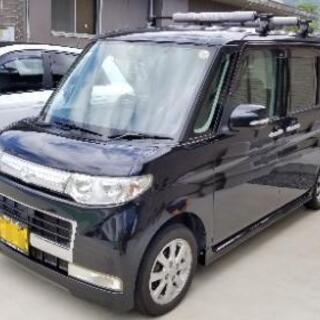 美車☆H20年式タントカスタムL375S車検令和1年12月…