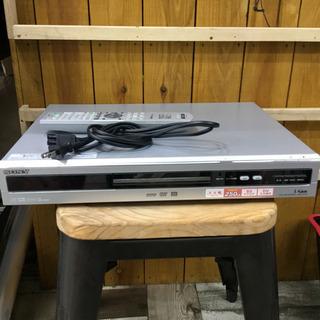 #2407 SONY スゴ録 HDD搭載DVDレコーダー RDR-...