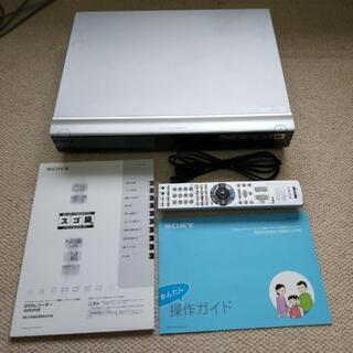 ソニー SONY HDD内臓DVDレコーダー RDZ-D700 ...