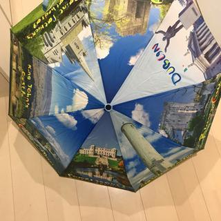 折りたたみ傘 アイルランド