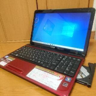 【大容量HDD640GB! 高性能core i5搭載 お洒落なレ...