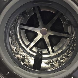安心の12ヶ月保証付!【Panasonic】ドラム式洗濯乾燥機...