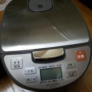 シャープ炊飯器5.5合