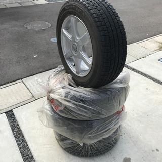 スタットレスタイヤ 16インチ 4本まとめ売り(引取り限定)