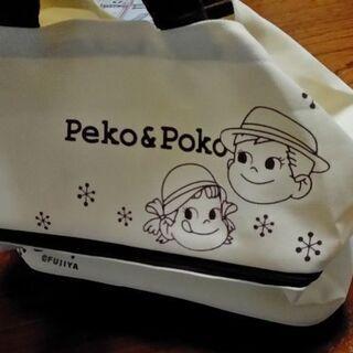 ペコ&ポコのバッグ