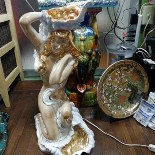 飾りムードランプ