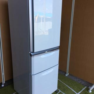 ☆三菱☆大型冷蔵庫☆335L☆自動製氷機能☆グッドデザイン賞受賞