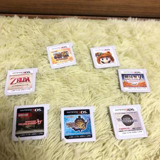 3DSゲームソフト