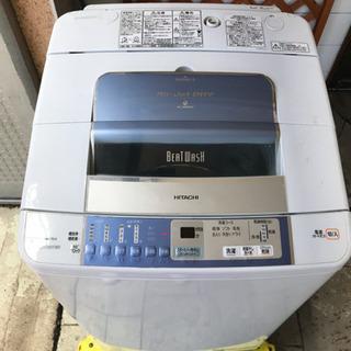日立 ビートウォッシュ 7kg 2010年製