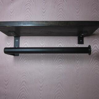 壁付け型 キッチンペーパーホルダー