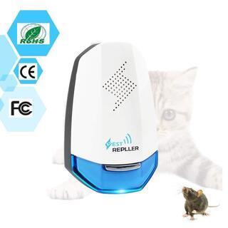 ネズミ駆除器 超音波 蚊取り器 静音 コンセント式
