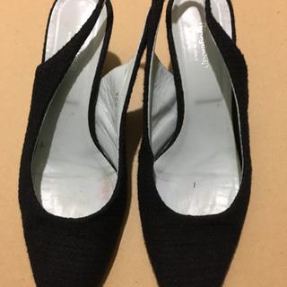 靴(バックベルト)