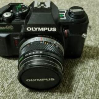 フィルム一眼カメラ「OLYMPUS OM40」