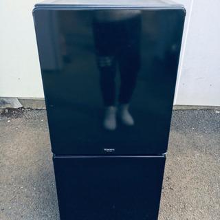 【処分セール‼️】 424番 MORITA✨ノンフロン冷凍冷蔵庫...