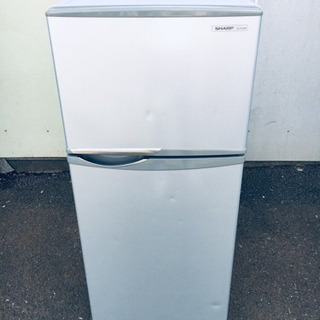 426番 SHARP✨ノンフロン冷凍冷蔵庫❄️SJ-H12W-S‼️