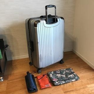 BRIGHTECH スーツケース トランク TSAロック 大容量9...