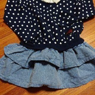 120サイズ 洋服