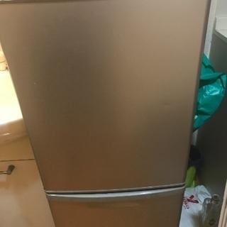 2ドア冷蔵庫 Panasonic