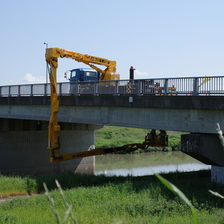建設コンサルタント業務(橋梁調査、補修設計、測量)
