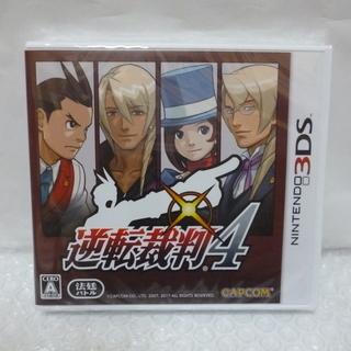 逆転裁判4 - 3DS
