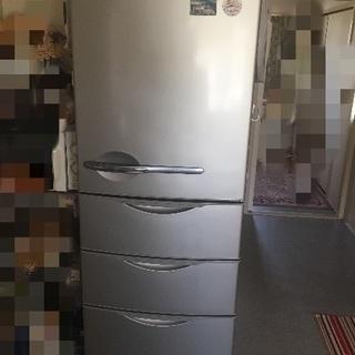 SANYO 冷蔵庫 4ドア 355L 2011年製