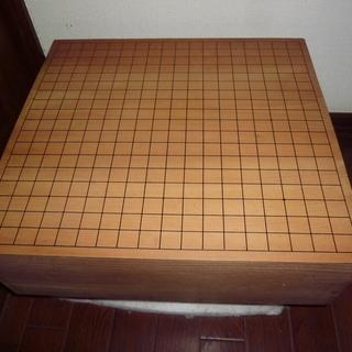 決まりました。囲碁 碁盤