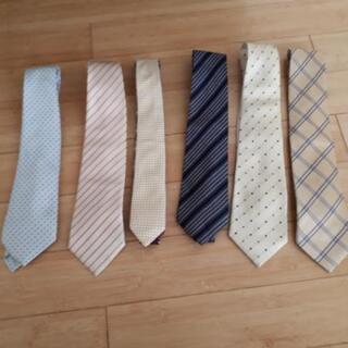 ネクタイ 6本セット