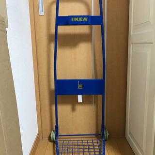 【IKEAイケア】FRAKTA トロリーキャリー ショッピングキャリー