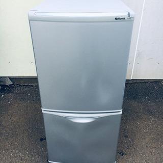 427番 National✨ノンフロン冷凍冷蔵庫❄️NR-B123...