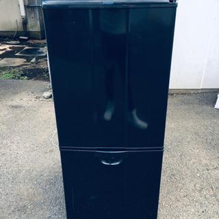 429番 ハイアール✨冷凍冷蔵庫❄️JR-NF140C‼️