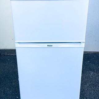 【処分セール‼️】431番 ハイアール✨冷凍冷蔵庫❄️JR-N9...