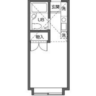 新高円寺1R+ロフト 女性限定♪床材新規張替♪