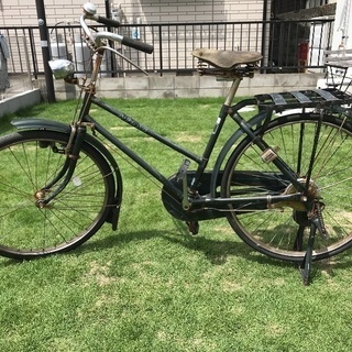 レトロ自転車 ジャンク品