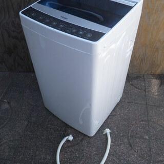 ■配達可■Haier ハイアール 全自動洗濯機 5.5kg ステン...