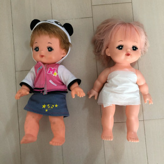 ★メルちゃんの人形2体★