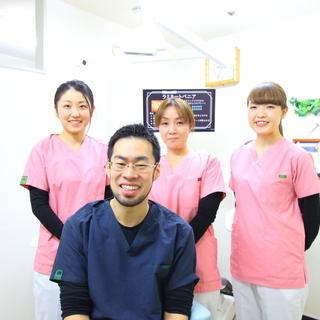 駅直結通勤ラクラク 未経験者大歓迎 受付、歯科助手さん募集 谷川歯科医院