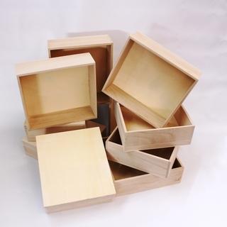 DIY素材・ガーデニング 木箱10個セット(A)ウッドボックス