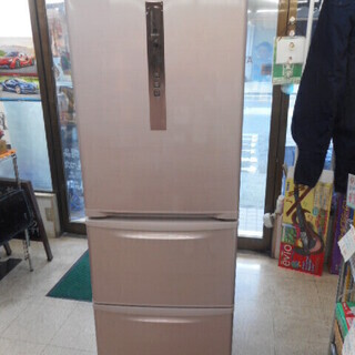 Panasonic 【ECONAVI】搭載 365㍑ 3ドア冷蔵...