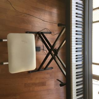 P-45B ヤマハ 電子ピアノ(ブラック) YAMAHA Pシリーズ