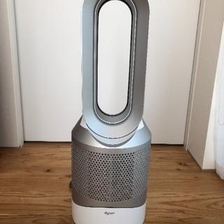 ダイソン Pure Hot+Cool 空気清浄機能付 HP01WS