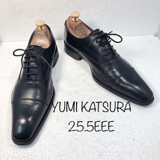 【YUMI KATSURA】ユミ カツラ メンズビジネスシューズ ...