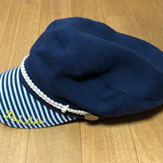 ワールド ピンクラテ 帽子 マリンキャップ キャスケット