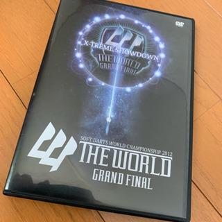 Darts DVD / THE WORLD  2012