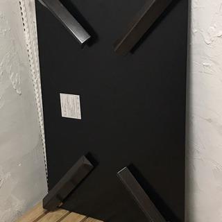 ニトリ 折りたたみローテーブル ラスター9060DBR - 京都市