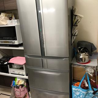 日立 真空チルドW冷蔵庫